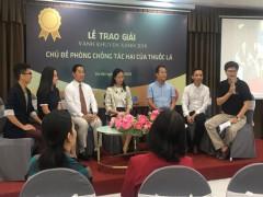 Lễ trao giải vành khuyên xanh 2018
