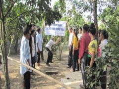 Chương trình mục tiêu quốc gia xây dựng nông thôn mới tỉnh Điện Biên đến năm 2020