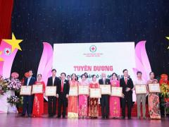 Hội Chữ thập đỏ thành phố Hà Nội – 61 năm Hành trình nhân đạo