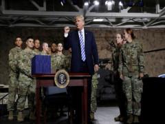 Tổng thống Trump bảo vệ quyết định rút quân đội Mỹ khỏi Syria