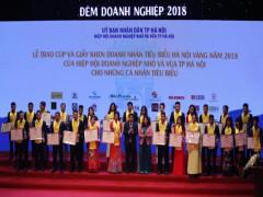 Đêm Doanh Nghiệp 2018: Kết nối thịnh vượng - Cộng đồng hạnh phúc