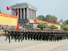 Tiếp tục xây dựng Quân đội hùng mạnh, bảo vệ vững chắc Tổ quốc Việt Nam XHCN