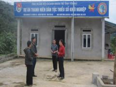 Hờ A Sênh khởi nghiệp nhờ nguồn vốn hỗ trợ của Hội Doanh nhân trẻ