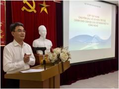 Đào tạo chuyên sâu về sở hữu trí tuệ cho khu vực Nam Bộ và Tây Nguyên