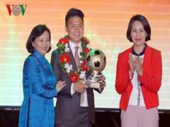 Quang Hải nói gì khi giành Quả bóng vàng 2018?