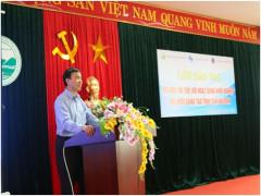 Thái Nguyên: Đào tạo sở hữu trí tuệ và hoạt động khởi nghiệp đổi mới sáng tạo