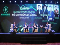 Hội doanh nghiệp trẻ Hà Nội và những kết quả nổi bật năm 2018