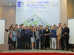 Triển lãm quốc tế chuyên ngành Điện và Năng Lượng - IEEE PES GTD ASIA 2019