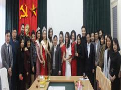 Tạp chí Thanh niên đón tiếp các hoa hậu Lào và kí kết hợp tác bảo trợ truyền thông trong công tác thiện nguyện với Công ty Saffron King