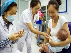 Triển khai vắc xin ComBE Five trong Tiêm chủng mở rộng