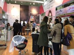 Gần 200 gian hàng tham dự triển lãm các sản phẩm và công nghệ trong lĩnh vực làm đẹp năm 2019