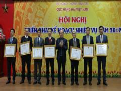Cục hàng hải Việt Nam tổ chức Hội nghị Triển khai kế hoạch nhiệm vụ năm 2019