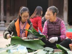 Khám phá Tết Việt tại Bảo tàng Dân tộc học