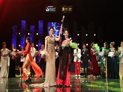 Cao Thị Hài trở thành quán quân giọng ca vàng doanh nhân năm 2018
