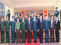 Thủ tướng thăm, chúc Tết Sư đoàn không quân 372