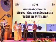 Đèn học thông minh công nghệ 4.0  Đầu tiên ở Việt Nam
