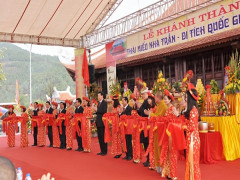 Đông Triều: Phục dựng Lễ hội Thái Miếu nhà Trần