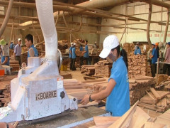 Xuất khẩu các sản phẩm gỗ có thể đạt mức hai con số