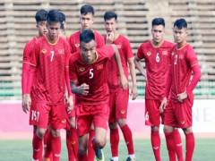 U22 Việt Nam - U22 Timor Leste: Cần một chiến thắng thuyết phục