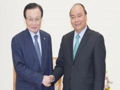 Thủ tướng: Đưa kim ngạch thương mại Việt Nam - Hàn Quốc đạt 100 tỷ USD