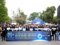 Chiến dịch Giờ Trái đất năm 2019 tại Việt Nam