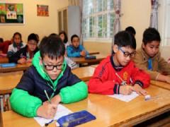 Hà Nội: Hơn 1300 học sinh tiểu học thi Olympic Tiếng Anh