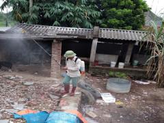 Quảng Ninh : Cấp bổ sung hơn 2,6 tỷ đồng khẩn cấp mua hóa chất, thiết bị cấp cho các địa phương phòng chống Dịch tả lợn Châu Phi