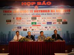 Hơn 400 doanh nghiệp sẽ tham dự Triển lãm quốc tế Vietbuild Hà Nội 2019
