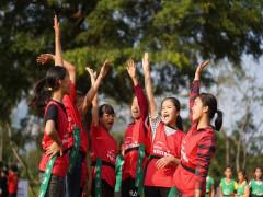 Giải Bóng bầu dục Thế giới 2019 với số tiền quyên góp kỷ lục cho chương trình ChildFund Pass it Back