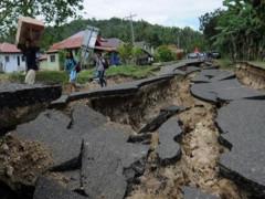 Philippines hứng chịu động đất mạnh 6,2 độ richter