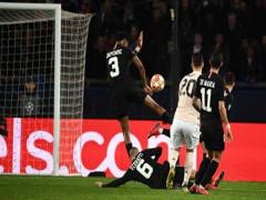 UEFA giải thích về quả phạt đền giúp Man Utd loại PSG