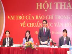 Phó Thủ tướng kêu gọi thay đổi thói quen chen lấn, xả rác bừa bãi