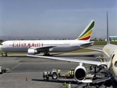 Máy bay Ethiopia chở 157 người bị rơi trên đường tới Kenia