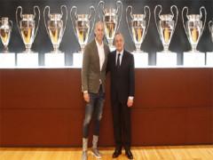 Mijatovic: 'Zidane quá can đảm khi trở lại Real'