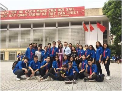 Tuyển sinh 2019:  Học viện Thanh thiếu niên Việt Nam - nơi tôi luyện phẩm chất sinh viên thế hệ mới