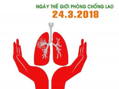 """Ngày thế giới phòng, chống lao - Với chủ đề """"Đã đến lúc cùng hành động để chấm dứt bệnh lao"""""""