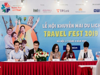 Lễ hội khuyến mại du lịch đầu tiên tại Aeon Mall Long Biên