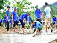 Nâng cao hiệu quả hoạt động tình nguyện của thanh niên trong thời kỳ mới