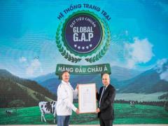 Việt Nam sở hữu hệ thống trang trại bò sữa chuẩn Global G.A.P lớn nhất Châu Á