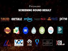 Các start-ups vượt qua vòng Sơ khảo Cuộc thi Khởi nghiệp toàn cầu VietChallenge