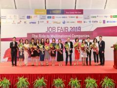Khoa Quốc tế - ĐHQGHN tổ chức ngày hội việc làm thường niên