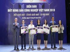 Diễn đàn Bất động sản công nghiệp Việt Nam 2019