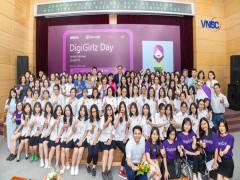 DigiGirlz Day  Khuyến khích nữ sinh theo đuổi ngành công nghệ!