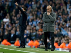 """Man City vỡ mộng """"ăn bốn"""": Khi sự thận trọng làm hại Guardiola"""