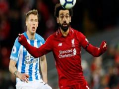 Đè bẹp Huddersfield, Liverpool trở lại ngôi đầu Premier League