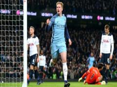 """Tottenham - Man City: Khách """"lấn"""" chủ?"""