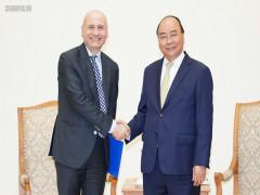 Thủ tướng hoan nghênh việc mở đường bay thẳng Việt Nam - Italy