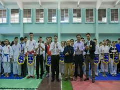 Giải vô địch Karate Đại học Công đoàn mở rộng lần thứ II năm 2019