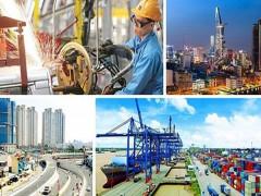 Kinh tế Việt Nam duy trì đà tăng trưởng mạnh, dù có giảm nhẹ trong bối cảnh triển vọng toàn cầu suy giảm