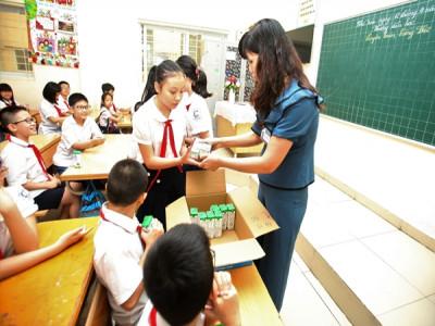 Bổ sung vi chất vào sữa học đường dựa trên những nghiên cứu kỹ lưỡng